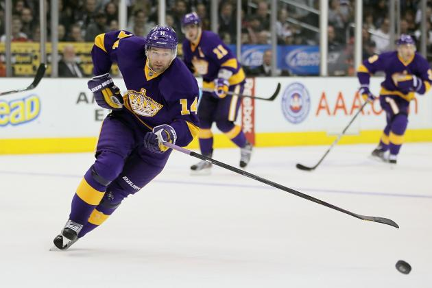 Los Angeles Kings: The Non-Original Six Team with a Perfect Jersey Bloodline