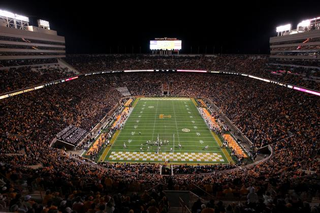 Tennessee Volunteers Football: 2013 Recruiting Targets Still Available