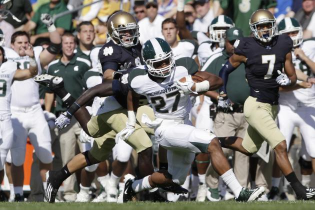 Notre Dame Football Pre-Spring Opponent Preview: Michigan State