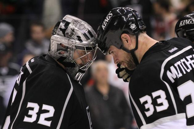 Three L.A. Kings Players Who Are Bad for Chemistry