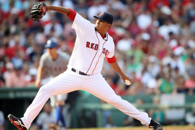 Boston Red Sox: 10 Reasons Felix Doubront Deserves the No. 5 Spot