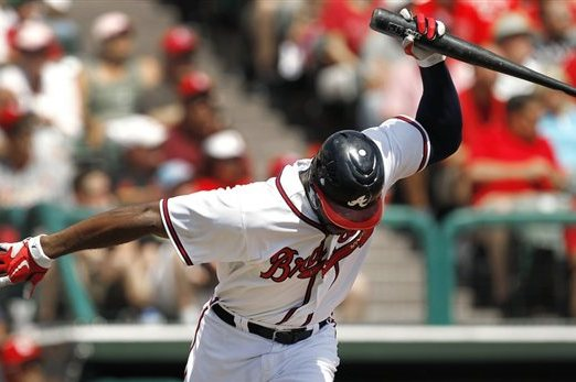 Atlanta Braves: Bad Omens from 2012 Spring Training