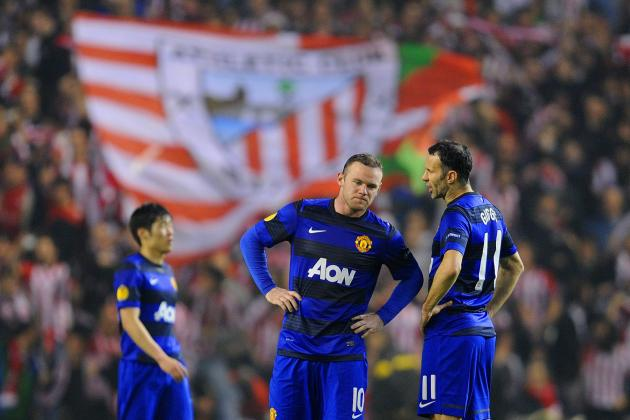 10 Reasons Manchester United Will Find a Way to Lose Points in EPL Title Race