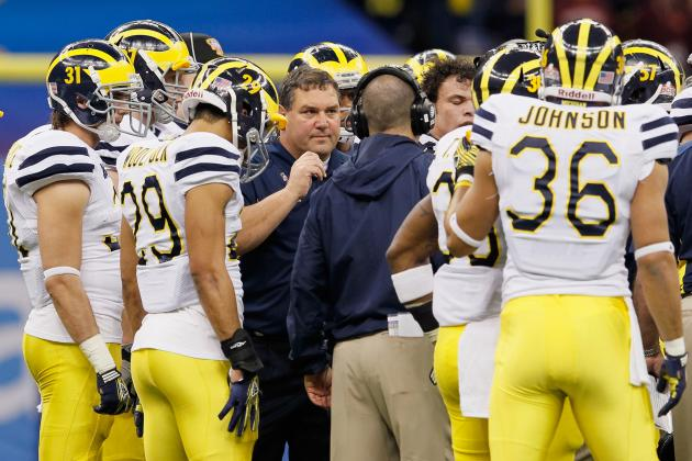 Michigan Football: 4 Games the Wolverines Must Win in 2012