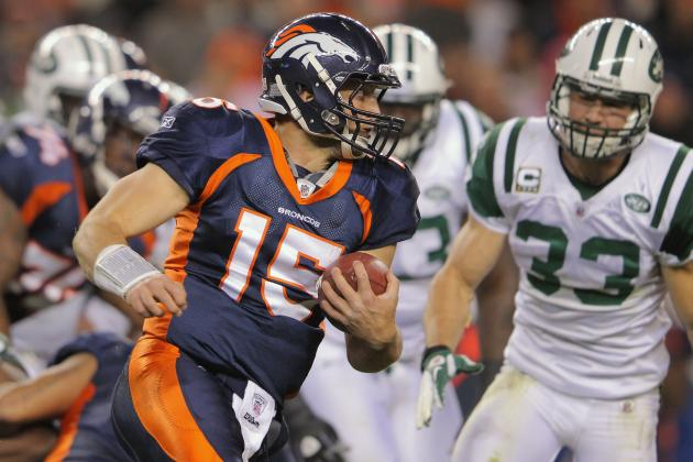 The Biggest Winners and Losers of Tim Tebow Trade to the New York Jets
