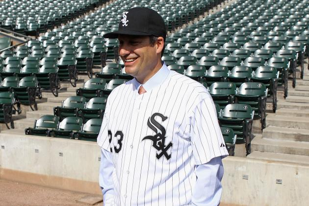 Chicago White Sox: 4 Bold Predictions for Robin Ventura's First Season