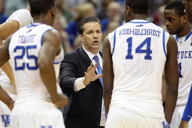 NCAA Tournament 2012: Final Four Odds for Each Sweet 16 Team
