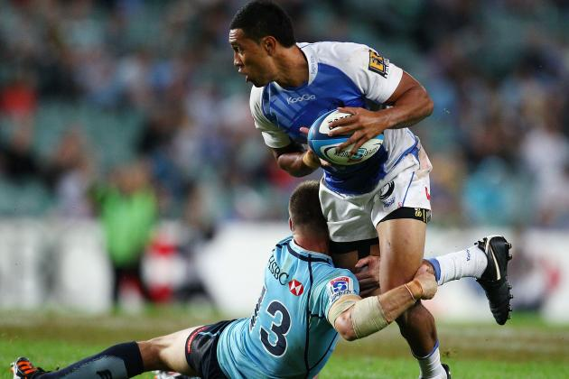 Super Rugby 2012: 4 Teams Guaranteed to Lose in Round 5