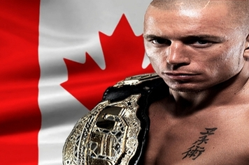 5 Fighters Who Need to Help Georges St-Pierre Carry the Torch for Canadian MMA