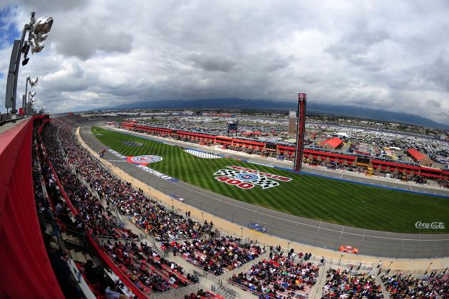 NASCAR Sprint Cup at Fontana: Kevin Harvick and 6 Drivers Who'll Be in the Mix