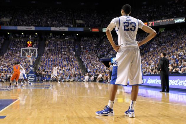March Madness 2012: Anthony Davis and the 5 Best Shot-Blockers of Sweet 16