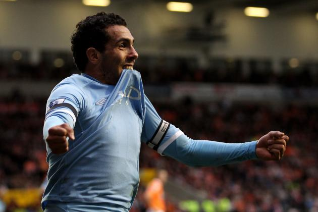Manchester City: 5 Reasons Carlos Tevez Will Lead Citizens to League Title