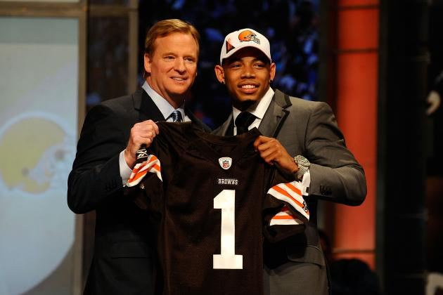 2012 NFL Draft: Cleveland Browns Positional Mock Draft