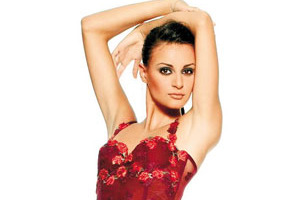 Lorena Menghia: Supermodel Catrinel's Sister Is a Hot High Jumper