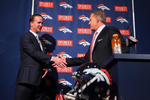 Denver Broncos Mock Draft: Draft Plans Following the Manning/Tebow Saga