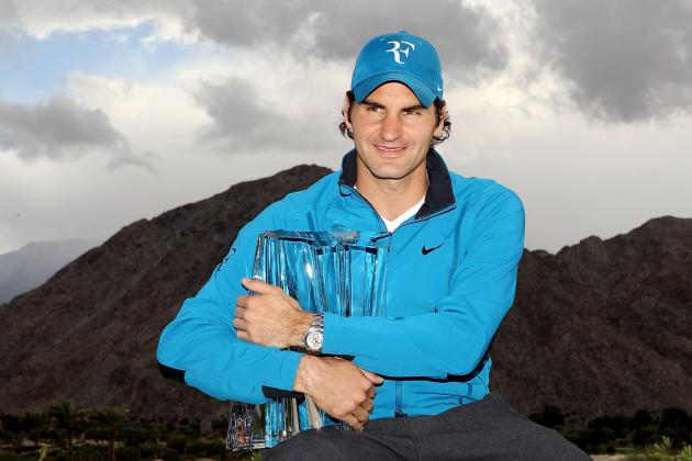Sony Ericsson Open 2012: Previewing Roger Federer's Draw Rounds 2 to 4