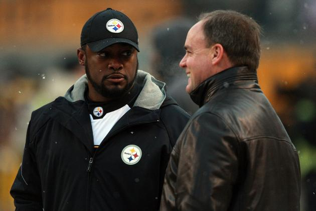 Pittsburgh Steelers 2012 Mock Draft: 7-Round Predictions, Free Agency Edition