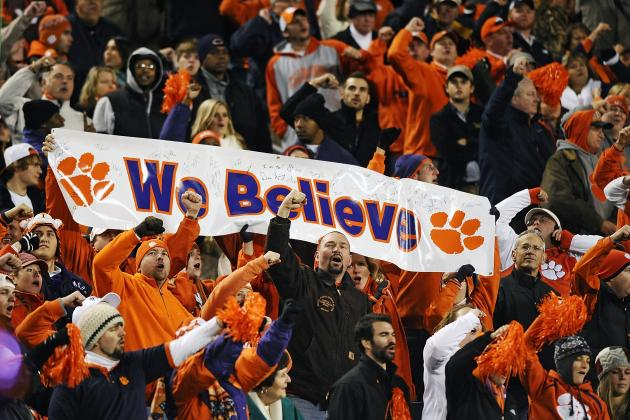 Clemson Football: 10 Ways You Know You're a Clemson Fan