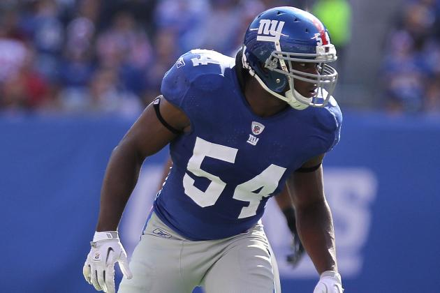 New York Giants: What If Jonathan Goff Does Not Return?