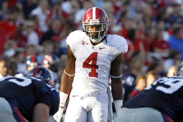 2012 NFL Draft: Ranking the Top 10 Strong Safeties