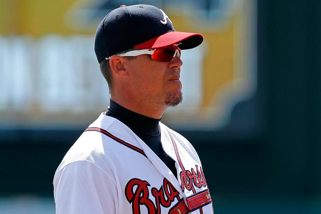 Chipper Jones Retirement: Where He Ranks Among Best Switch-Hitters of All Time