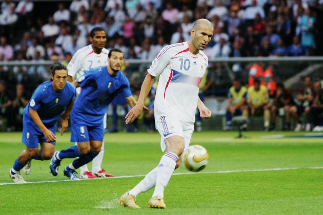 13 Cheekiest Penalty Kicks of All Time