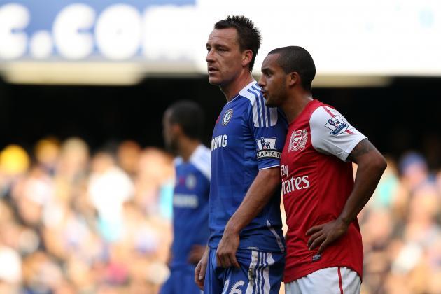English Premier League: Picking an All London Clubs XI