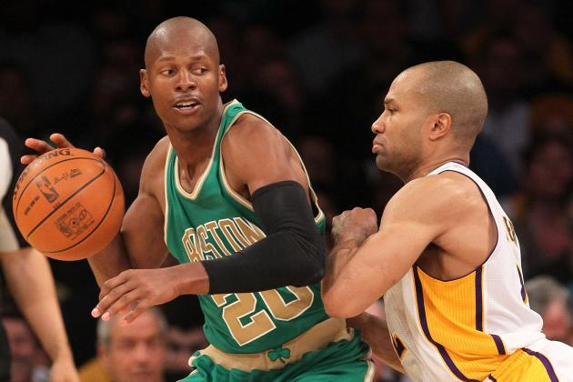 2012 NBA Free Agency: Ray Allen and 4 Other 2013 Championship Chasers