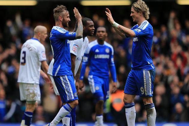 Chelsea FC: Picking the Starting XI to Beat Tottenham Hotspur