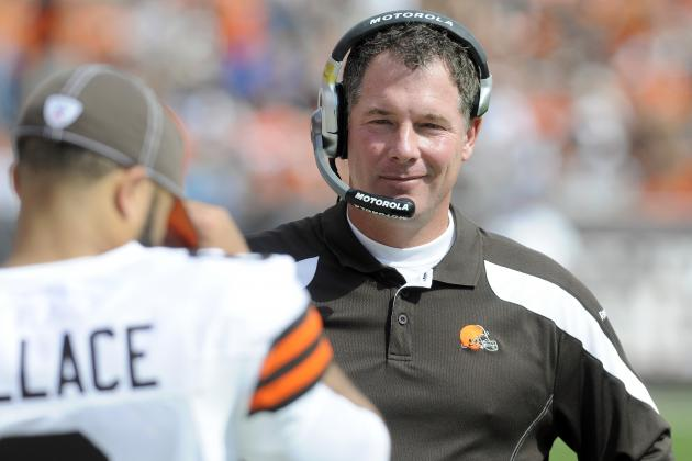 Cleveland Browns 2012 Outlook: 10 Reasons the Browns Will Improve
