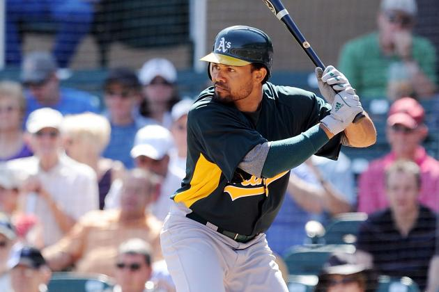 Oakland Athletics: Forecasting the Team's Offense in 2012