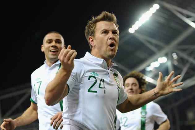 Euro 2012 Preview: 10 Things to Know About Republic of Ireland