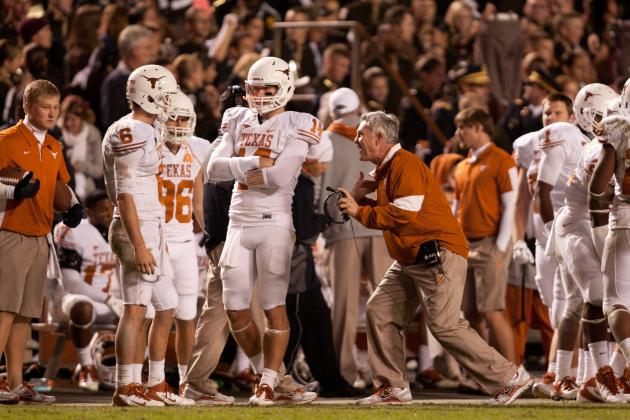 Texas Football 2012: 5 Questions That Still Won't Be Answered in Spring Ball