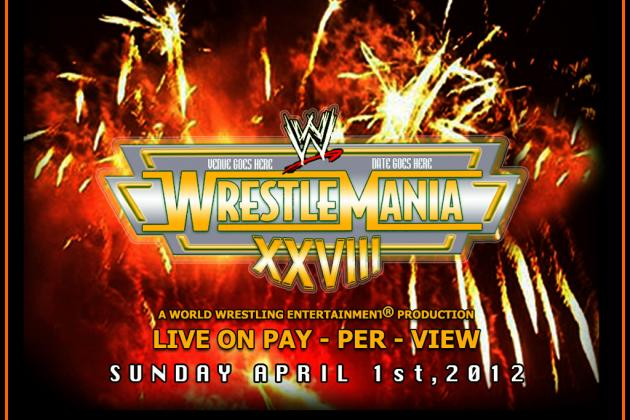 WrestleMania 28 Predictions: Previewing WWE's Biggest Event of 2012