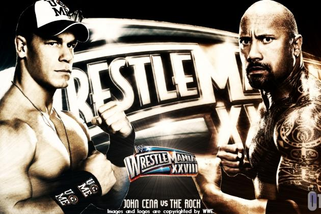 WWE Hot Debate: Who Is Better,  John Cena or The Rock?