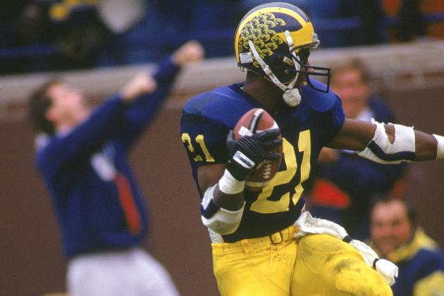 The 50 Greatest Wide Receivers in College Football History