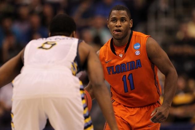 Elite Eight 2012: Ranking Most Important Players Left from Each Team