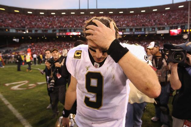New Orleans Saints: Expect the Saints to Finish Last in the NFC South in 2012