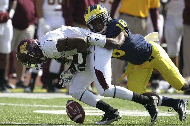 Big Ten Football: Nine Breakout Players for 2012