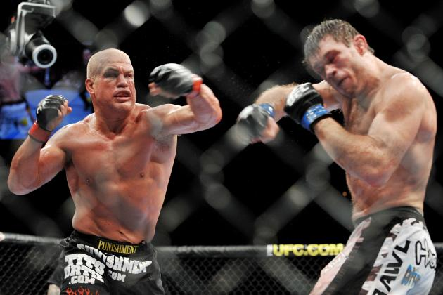 Tito Ortiz vs. Forrest Griffin and 5 Retirement Fights We Want to See in 2012