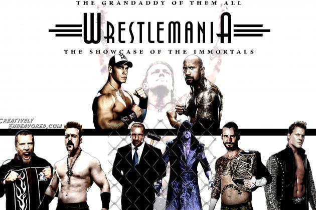WWE WrestleMania 28: Why This Could Be the Greatest 'Mania of All Time