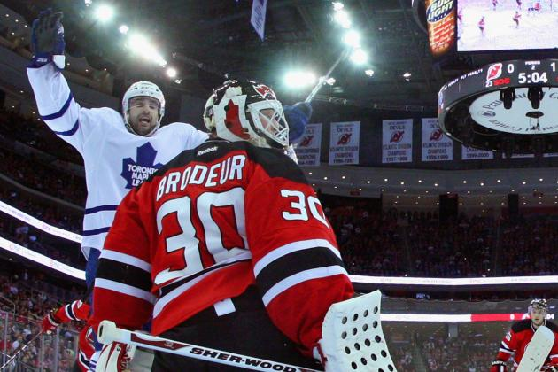 NHL: 5 Reasons the Toronto Maple Leafs Will Make the Playoffs in 2013