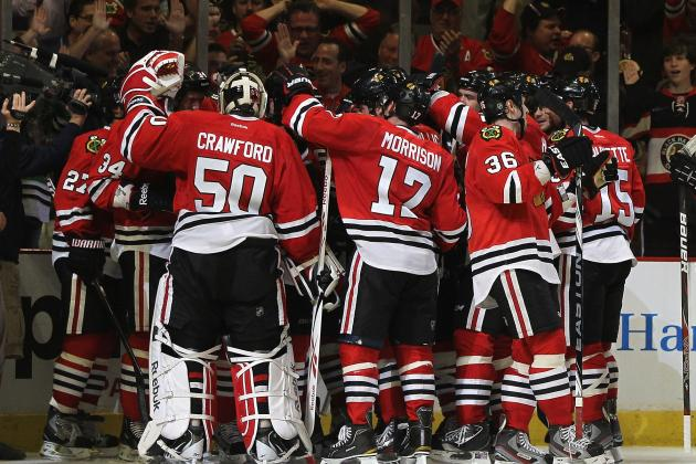 NHL Playoff Predictions: Chicago Blackhawks' Ideal Matchup in Every Round