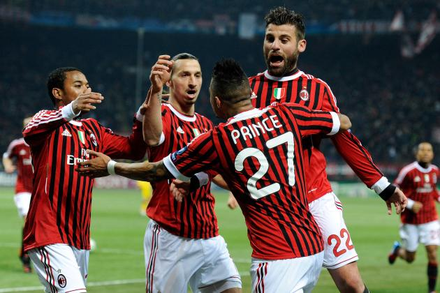 UEFA Champions League: 10 Reasons to Believe AC Milan Can Beat Barcelona