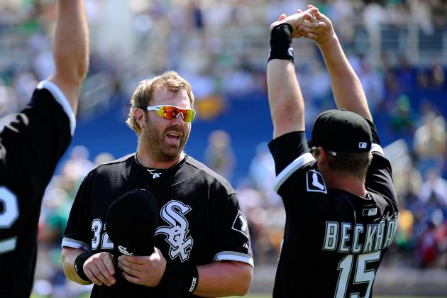 Chicago White Sox: Who's Going to Texas Come Opening Day?