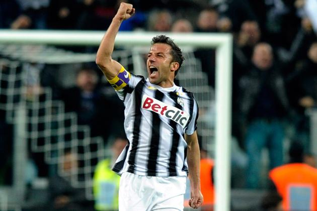 Alessandro Del Piero's 20 Greatest Goals