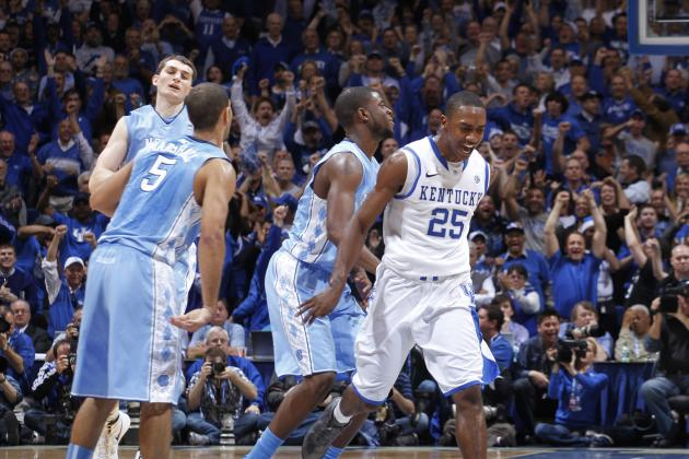Final Four 2012: 3 Reasons Kentucky and North Carolina Will Meet for NCAA Title