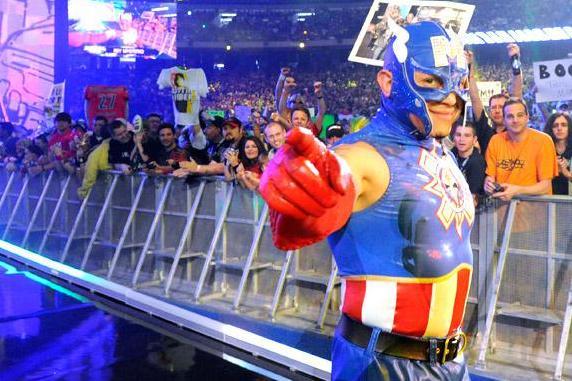 Rey Mysterio: Ranking Mysterio's WrestleMania Ring Wear