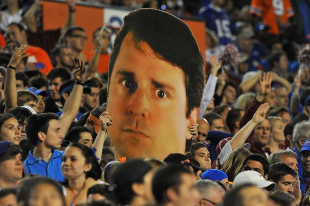 Florida Gators Football: 10 Ways You Know You're a Gators Fan