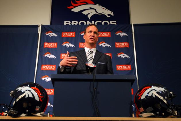 10 Denver Broncos Peyton Manning Could Turn into Pro Bowlers